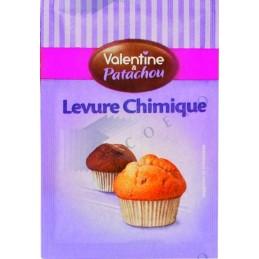 LEVURE CHIMIQUE - Unité de 6 poches de 11g -