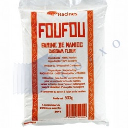 FOUFOU FARINE DE MANIOC -...