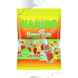 Haribo Happy Cola - Unité 80g