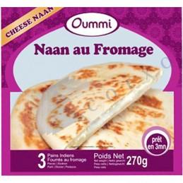 Naan Cheese - Sachet 270g - OUMMI