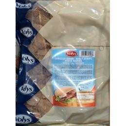 Lamelles kebab -  sachet 750g - Volys