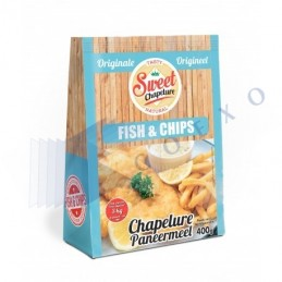 Chapelure fish & chips -...