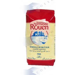 Semoule fine - sac 1 kg - Rouen