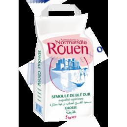 Semoule grosse - sac 5 kg - Rouen
