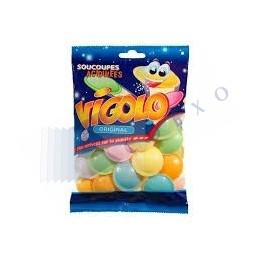 Soucoupes Acidulées VIGOLO...