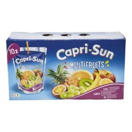CAPRI SUN MULTIFRUITS 20cl