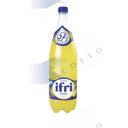 IFRI CITRON JAUNE PET -...
