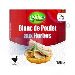 BLANC DE POULET AUX FINES...