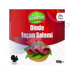 SALAMI DE DINDE TRANCHE -...