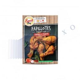 Papillotes Paprika et...