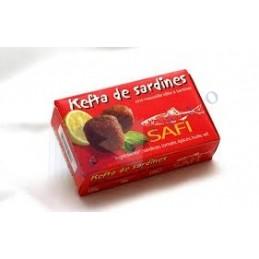 SARDINE KEFTA - Unité 125g -