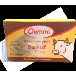 TABLETTE BOUILLON BOEUF OUMMI