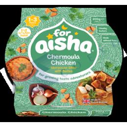 FOR AISHA poulet chermoula...