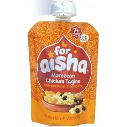 FOR AISHA tajine poulet 130g