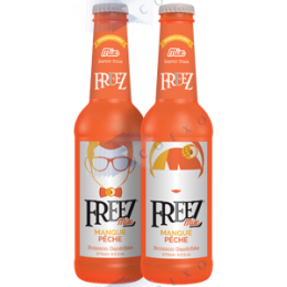 FREEZ MIX MANGUE PECHE 275ml