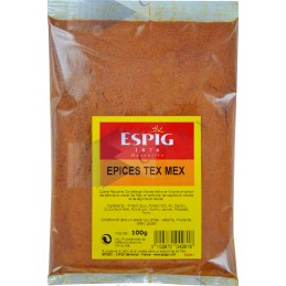 EPICES TEX MEX - Sachet 100g -