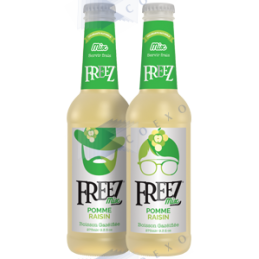 FREEZ MIX POMME RAISIN 275ml