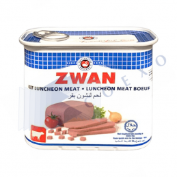 ZWAN BEEF LUNCH.MEAT -...