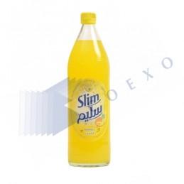 SLIM ANANAS verre - Unité 1L