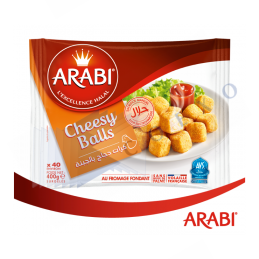 Cheesy Balls - Unité 400g -...
