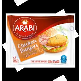 Chicken Burger - Unité 400g...