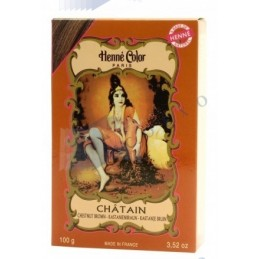 HENNE COLOR CHATAIN - Boite -