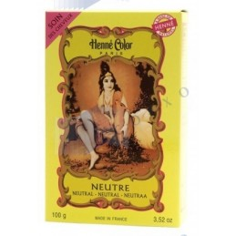 HENNE COLOR NEUTRE - Boite -