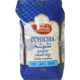 SEMOULE D'ORGE FINE - Unité 1kg - TCHICHA