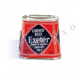 CORNED BEEF EXTER Halal - Unité 198g -