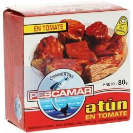 THON A LA TOMATE - Unité 80g -