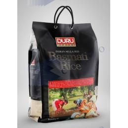 RIZ BASMATI - sac 5kg - DURU